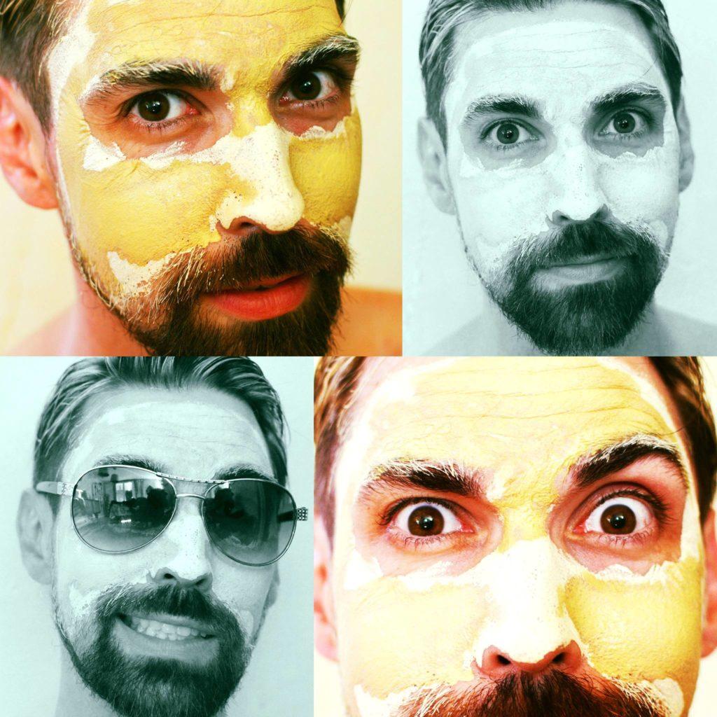masque de beauté